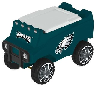 Philadelphia Eagles Remote Control Cooler With Bluetooth MP3 Speakers