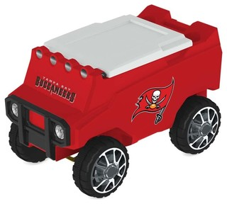 Tampa Bay Buccaneers Remote Control Cooler With Bluetooth MP3 Speakers