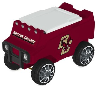 Boston College Eagles Remote Control Cooler With Bluetooth MP3 Speakers
