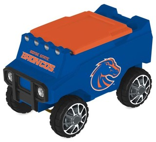 Boise State Broncos Remote Control Cooler With Bluetooth MP3 Speakers