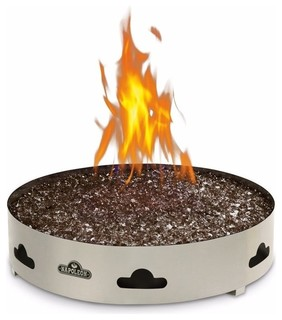 Napoleon GPFGP-2 Patioflame Firepit Free Standing Stainless Steel