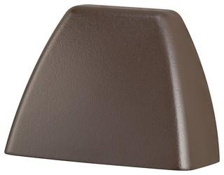 Kichler LED Deck Light Textured Architectural Bronze