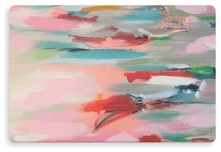 "TASTE BUD DREAMS Indoor Outdoor Floor Mat By Susan Skelley 50""x30"""