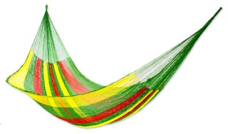 """Hammock """"Tropical Passion"""" Double"""