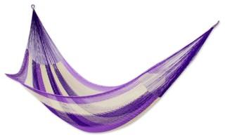 "Nylon Hammock ""Purple Passion Fruit"" Triple"