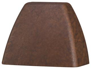 Kichler LED Deck Light Textured Tannery Bronze