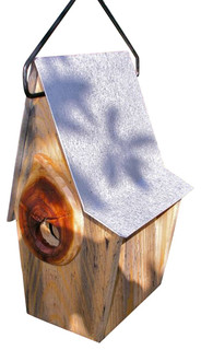 Vintage Shed Bird House