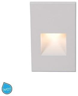 WAC Lighting WL-LED200 3.9 Watt LED Outdoor Vertical Step Light 120V