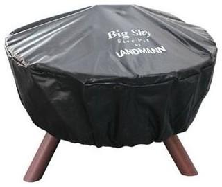 BIG SKY Fire Pit Cover w Logo