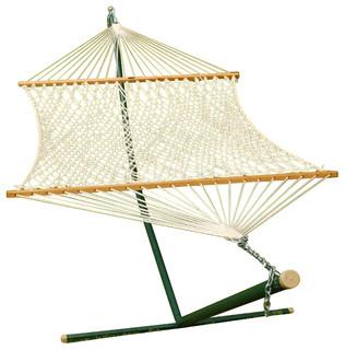 Algoma Net Company 4941C 15' Cotton Rope Hammock