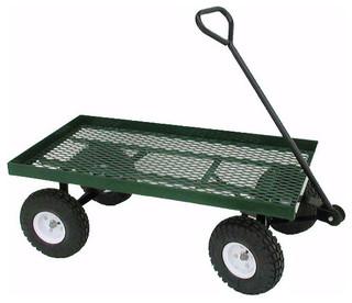 Millside Industries Inc. Metal Deck Wagon