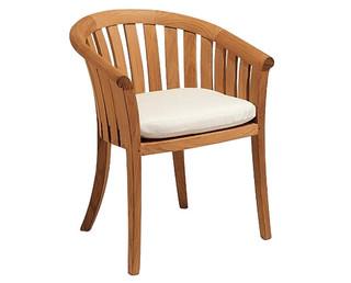 Teak Outdoor Lounge Sofa Arm Chair Lenong