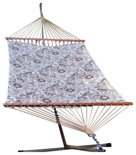 11' Reversible Quilted Hammock