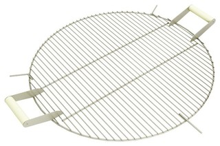 Stainless Steel Grill Grates MEDIUM for Modern Fire Pits MEMEL (Curonian Deco)