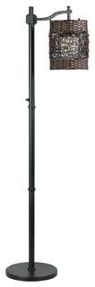Kenroy Lighting Brent Transitional Lamps Outdoor Floor Lamp