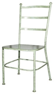Lispi & Co. Minerva Wrought Iron Chair