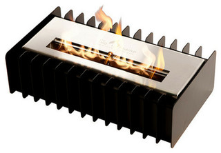 The Bio Flame Grate Kit Ethanol Fireplace 16