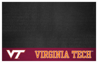 Virginia Tech Hokies BBQ Grill Mat