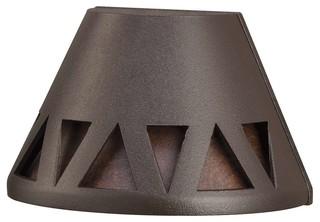 Kichler 16112AZT30 Deck Light Textured Architectural Bronze