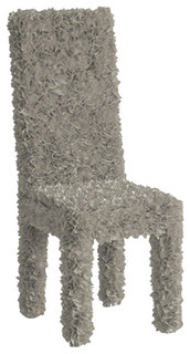 """""""Trono"""" Chair Gray"""