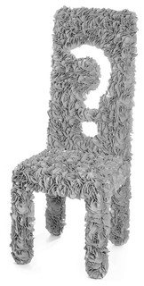 """Pop Domanda"" Chair Gray"