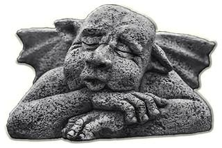 Sleepyhead Cast Stone Garden Statue
