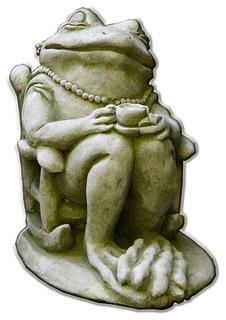 Tea Cast Stone Garden Statue