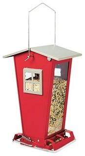 Audubon™ NA35194 Snack Shack Squirrel Resistant Bird Feeder 7 Lbs Capacity