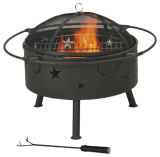 Mintcraft Outdoor Firepit Round 32