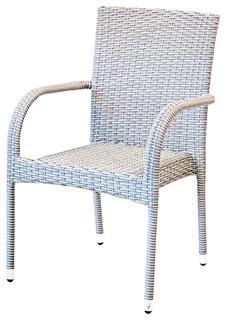 Outdoor Armchair Gray