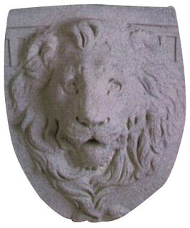 Lion By Donatello 19 Garden Animal Statue