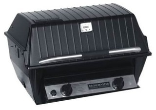 Broilmaster Qrave Premium Propane Cooker With Stainless Steel Burners and Grids